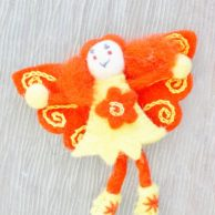felt-fairy-for-kids-red/yellow