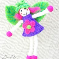 felt-fairy-for-kids-purple