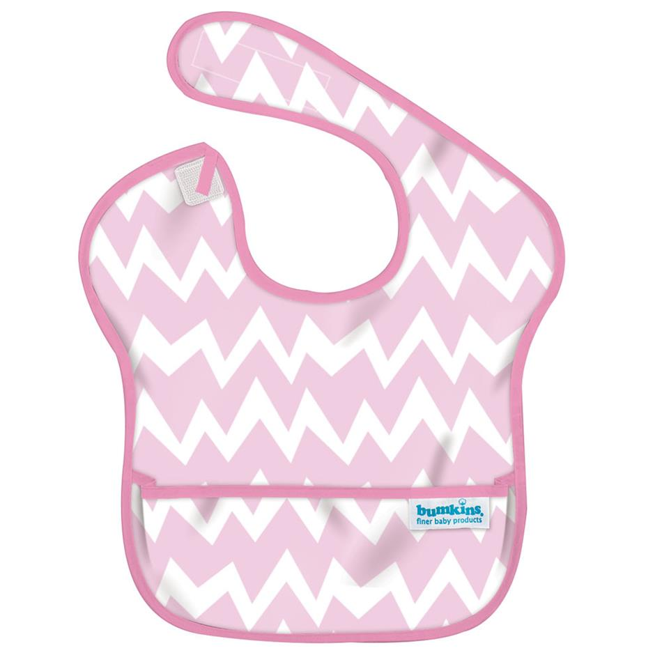 pink-chevron-super-bib