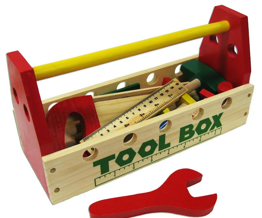Finlee and Me – Wooden Toys – Toy Toolbox