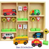 car-traffic-set
