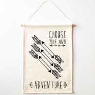 choose-your-own-adventure-wall-banner