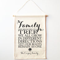 family-roots-wall-banner