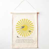 you-are-my-sunshine-wall-banner
