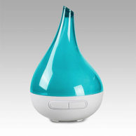 Aroma Bloom- Ultrasonic Vaporiser -5-in-1 Vaporisers {Turquoise}