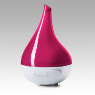 Aroma Bloom- Ultrasonic Vaporiser -5-in-1 Vaporisers {Fuchsia}