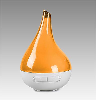 Aroma Bloom- Ultrasonic Vaporiser -5-in-1 Vaporisers {Tangerine}