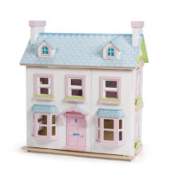 Finlee and Me – Wooden Dolls Houses – Le Toy Van Kids Dollhouse {Mayberry Manor}