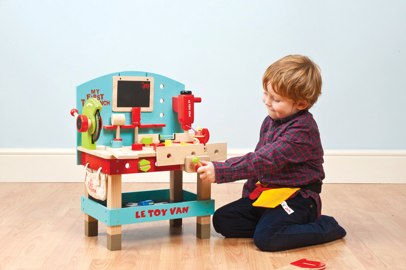 kids first tool bench kids wooden toys finlee me. Black Bedroom Furniture Sets. Home Design Ideas