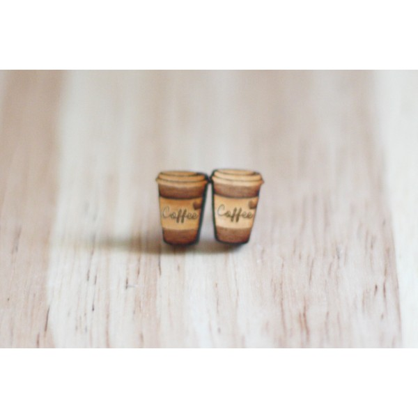 coffee-cup-earrings-wooden