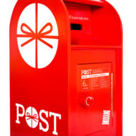Finlee and Me – Wooden Toys – Iconic Australian Post Box