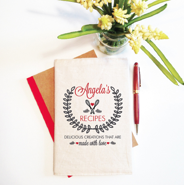 personalised-notebook-and-reusable-cover-recipes-made-with-love