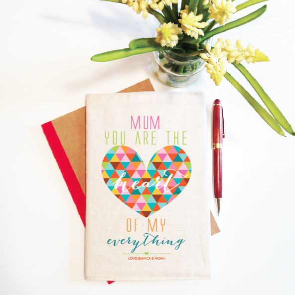 personalised-notebook-and-reusable-cover-the-heart-of-my-everything