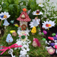 Finlee and Me – Fairy Garden Kits – Red House Fairy Garden Kit