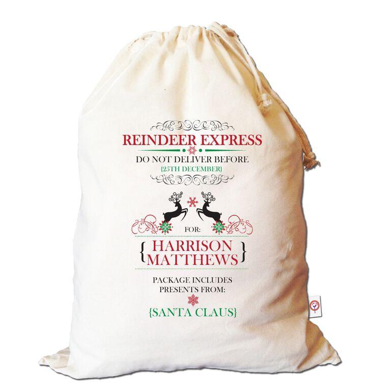 reindeer-express-santa-sack