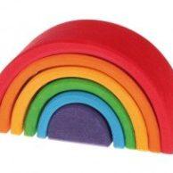 Wooden Toys Rainbow Stacker