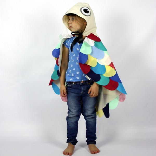 Kids Costumes Rainbow Owl Dress Up Costume
