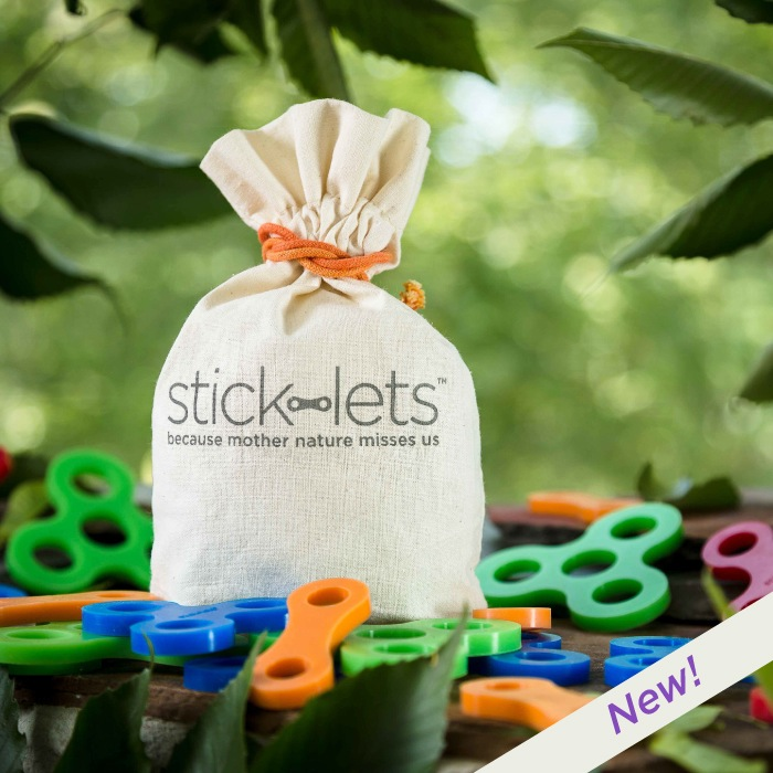 Stick-Lets Dodeka Fort Kit