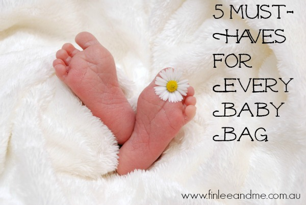 Baby Bags Must Haves