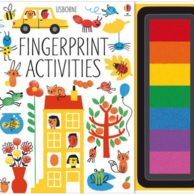 Finlee and Me Kids Books Fingerprint Activities