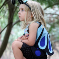 Kids Costumes Butterfly Costume Blue Ulysses