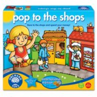 Finlee and Me Games for Kids Pop to the Shops
