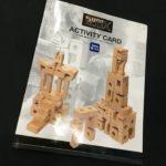 SumBlox Wooden Number Blocks for Kids