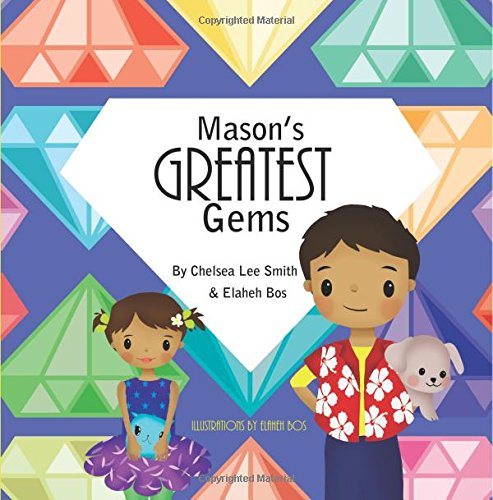 Finlee and Me Books for Kids Masons Greatest Gems