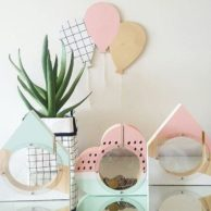 Finlee and Me- Kids Piggy Bank- Coin Banks {Mint House}