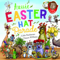 Finlee and Me Kids Books – Aussie Easter Hat Parade Book by Colin Buchanan