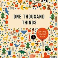 Finlee and Me Kids Books – One Thousand Things by Anna Kovecses