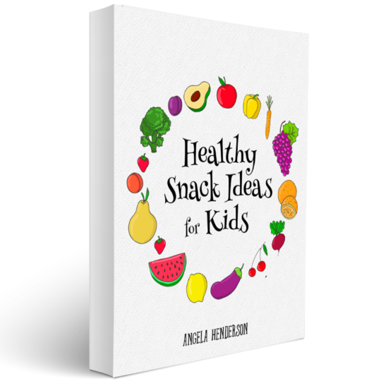 Healthy Snack Ideas for Kids eBook