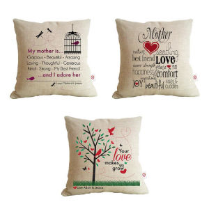 Personalised Cushions for Mum