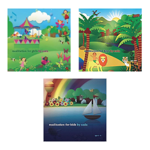 Meditation CD's for Kids