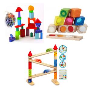 Wooden Blocks for Kids
