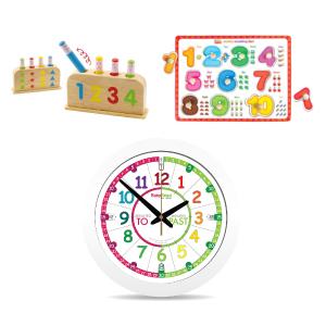 Educational Toys: Numeracy Skills