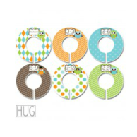 Closet Dividers for Baby