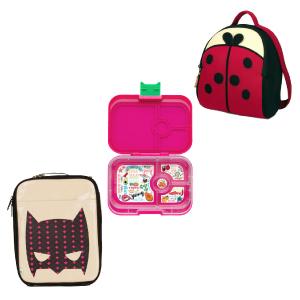 Kids Backpacks & Lunch Bags