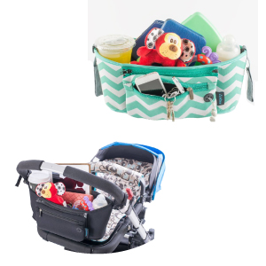 Thermo Insulated Pram and Stroller Organiser
