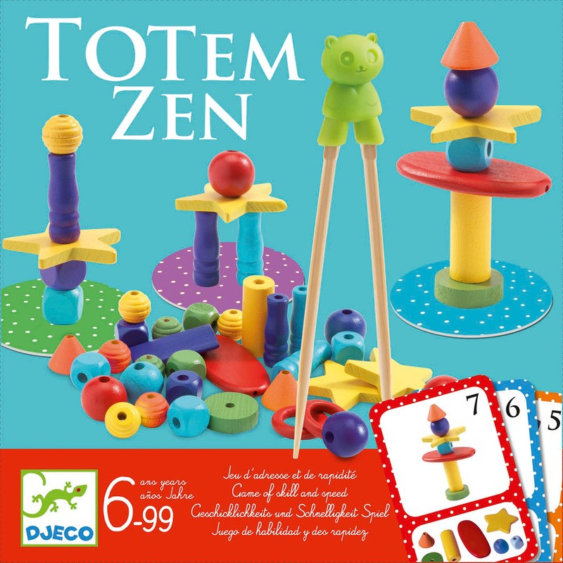 djeco totem zen games for kids