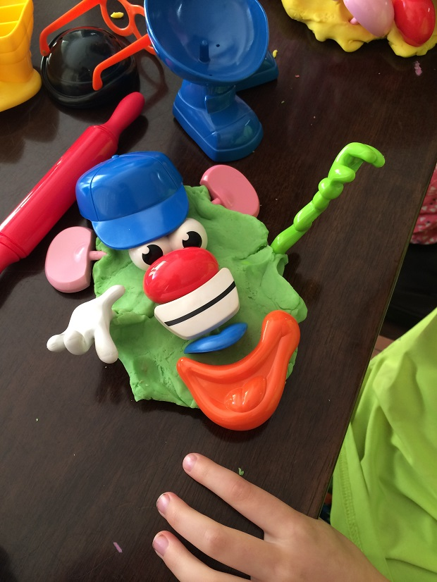 Fun playdough activities for kids Finlee and Me