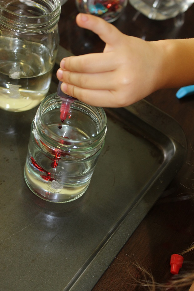 Kids science experiment volcano with Finlee and Me