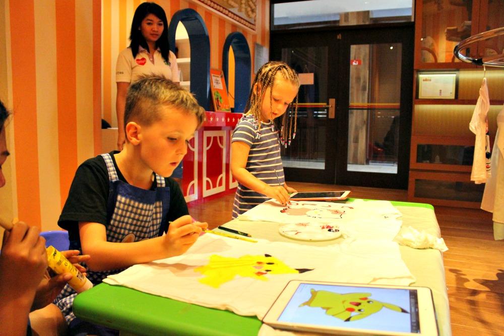 kids club at holiday inn bali benoa