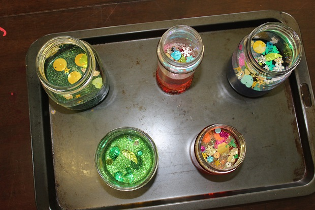 Kids science experiment with Finlee and Me