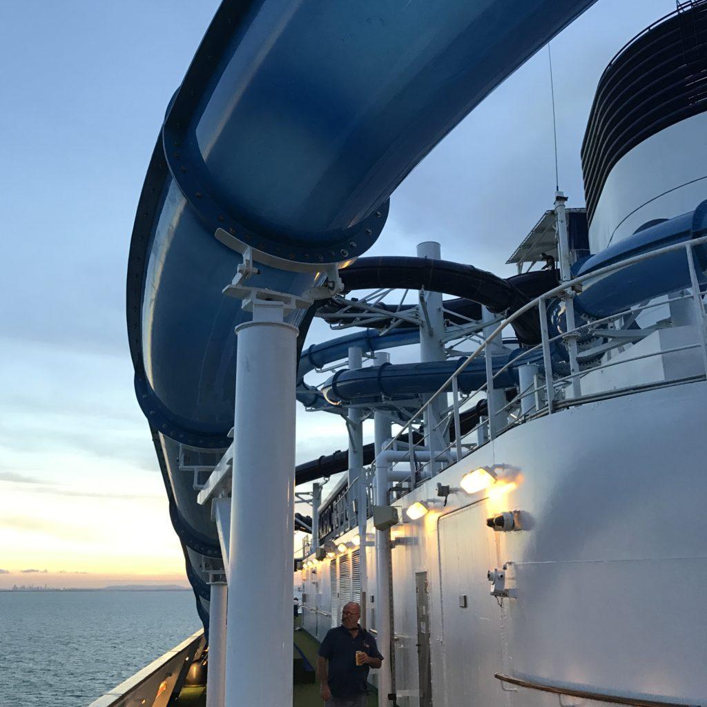 P&O pacific dawn