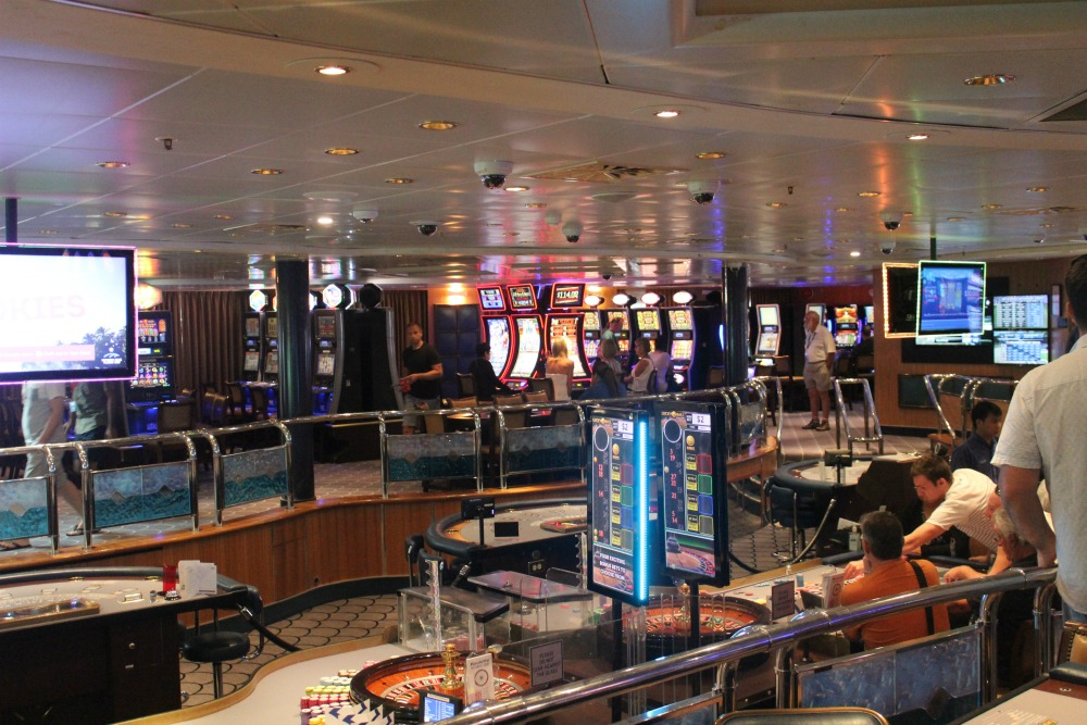 pacific dawn casino