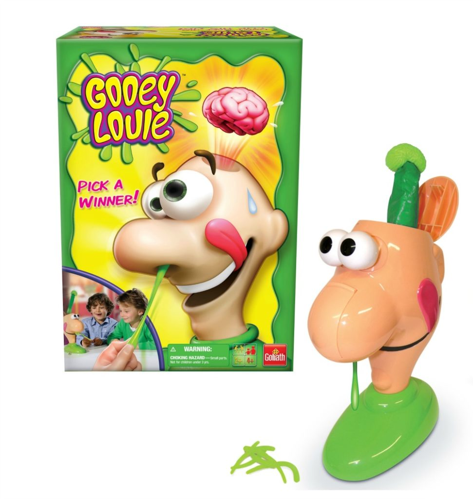 Gooey louie game for kids