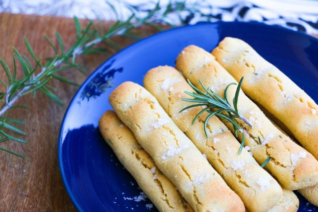 paleo breadsticks